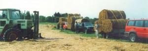 Der arbejdes i rørmarken